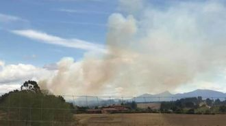 Residents evacuated in new Nelson blaze allowed to return home