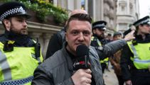 Right-wing activist Tommy Robinson banned from Facebook