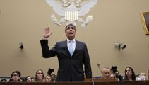 Trump's former lawyer calls him a racist conman in Congress testimony