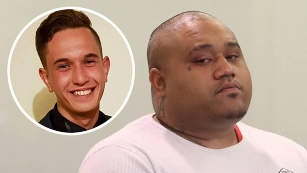 Myron Felise fatally assaulted the 18-year-old Eli Holtz. (Photo / NZ Herald)
