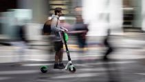 Lime e-scooters to stay in Christchurch for another year