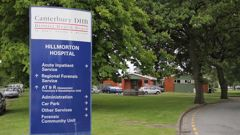Some mental health services are being moved from ageing facilities at Princess Margaret Hospital in Christchurch to Hillmorton Hospital. (Photo / File)