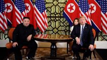 Second US-North Korea summit collapses with no agreement reached
