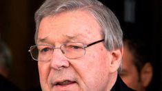 Dozens of journalists accused of breaching gag order on Pell