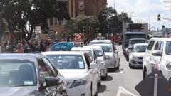 Auckland Transport has announced the lowering of speed limits in hundreds of city streets. Photo / File