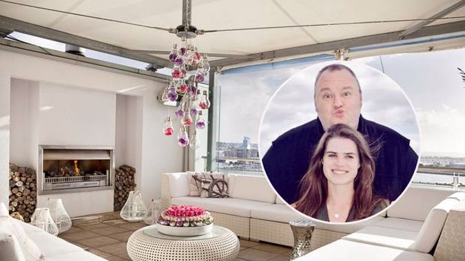 Kim Dotcom faces legal action for renovations to a $4m rental apartment. (Photo / Supplied)