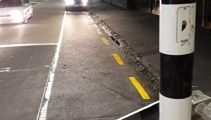 Yellow lines back outside Auckland takeaway