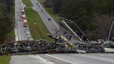 14 dead as tornadoes strike US Deep South