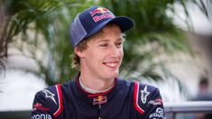 Brendon Hartley on his return to Formula One