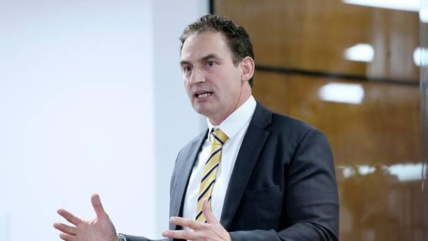 Stuart Nash says it will help crack down on tax evasion. (Photo / File)