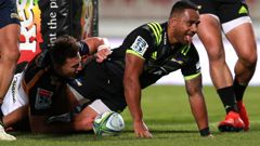 Nigel Yalden: NZ Super Rugby team of the week - Round 3
