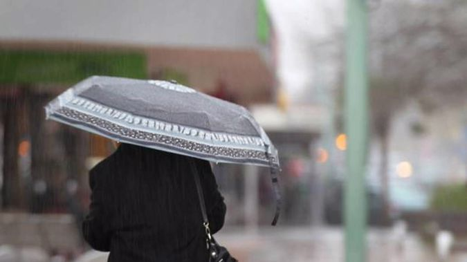 Forecasters say there will be a wet end to the month and week. (Photo / NZ Herald)