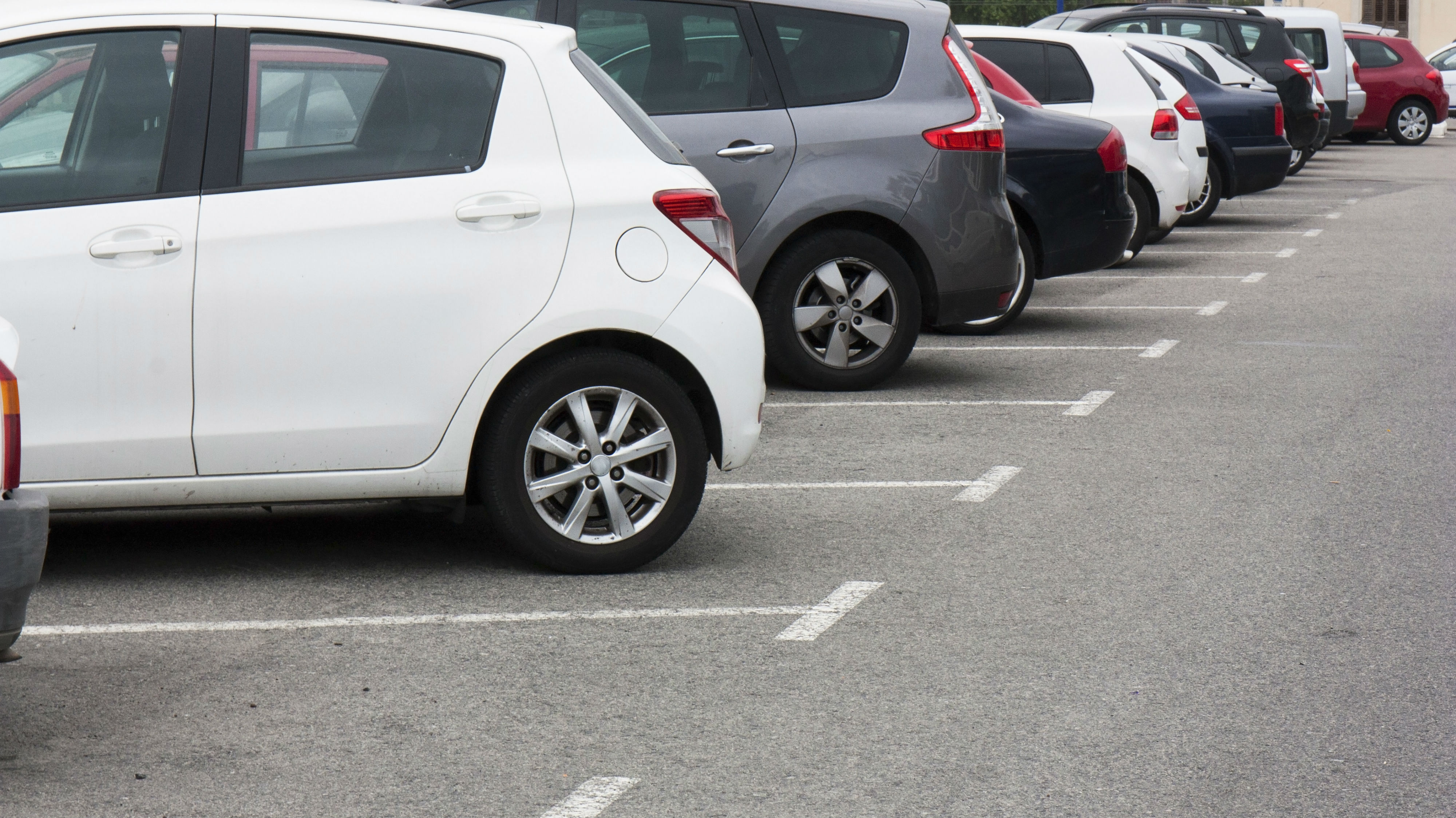 Parking is free at the park-and-ride, if you can find a space. Photo / Getty Images