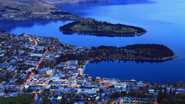 Queenstown Mayor Jim Boult has announced a referendum will be held on introducing a visitor levy to help fund 'desperately needed infrastructure'.