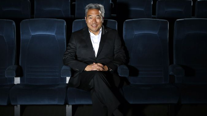 Kevin Tsujihara is one of the most influential executives in Hollywood. (Photo / AP)