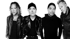 Metallica to play New Zealand