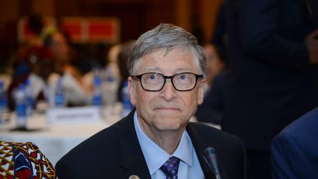 Bill Gates on CNN last month encouraged raising the American CGT. Photo / AP