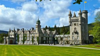 Mike Yardley: Six Royal Residences you can sleep in