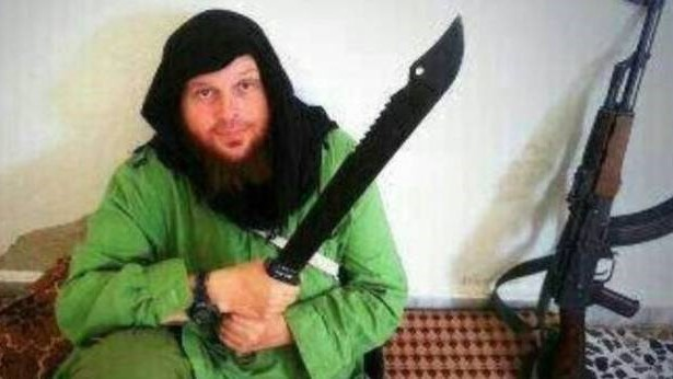 Mark Taylor known as the Kiwi Jihadist. Photo / Supplied