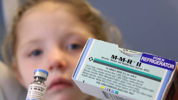 1 case of measles confirmed in 100 Mile House