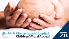 Christchurch Hospital Children's Ward Appeal