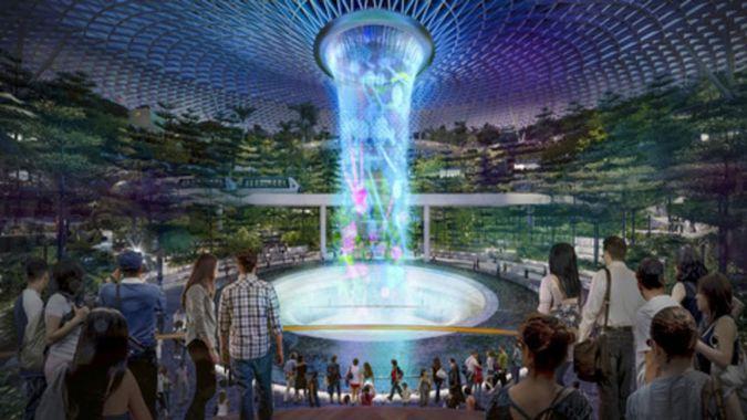 Mike Yardley: Changi Airport's new Jewel