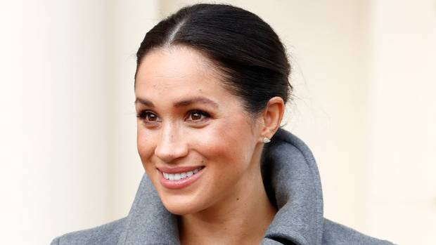Meghan Markle Feels Baby's 'Embryonic Kicking Of Feminism' On International Women's Day