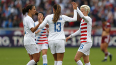 Mike Hosking: Why the US women's football team is paid less than the men's team