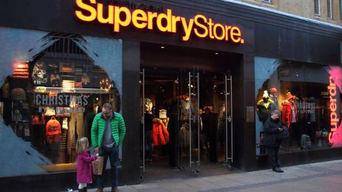 bd63048e2 UK streetwear giant Superdry makes New Zealand debut