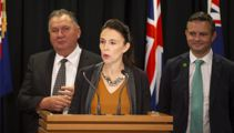 PM defends Shane Jones following allegations
