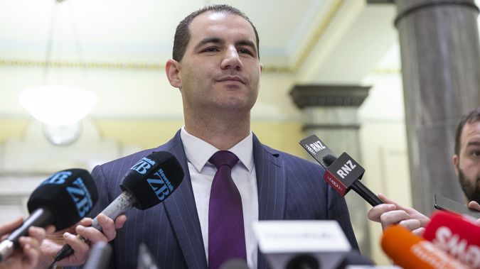 Jami-Lee Ross lodged a police complaint in October.