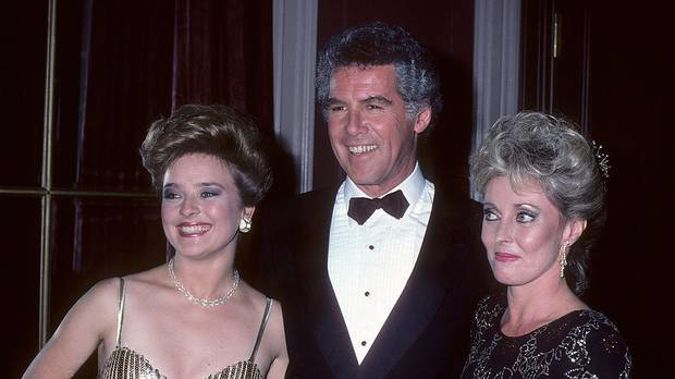Actor Jed Allan, who played the recurring role of Rush Sanders on Beverly Hills 90210, has died aged 84. Photo / Getty Images.