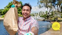 Win a $10,000 cash with World Water Day