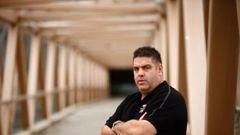 Former blogger Cameron Slater has been ordered to pay the damages. (Photo / Michael Craig)