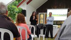 Māori man told to 'speak English' at public meeting in Hawke's Bay
