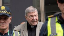 Cardinal Pell sentenced over sexual abuse