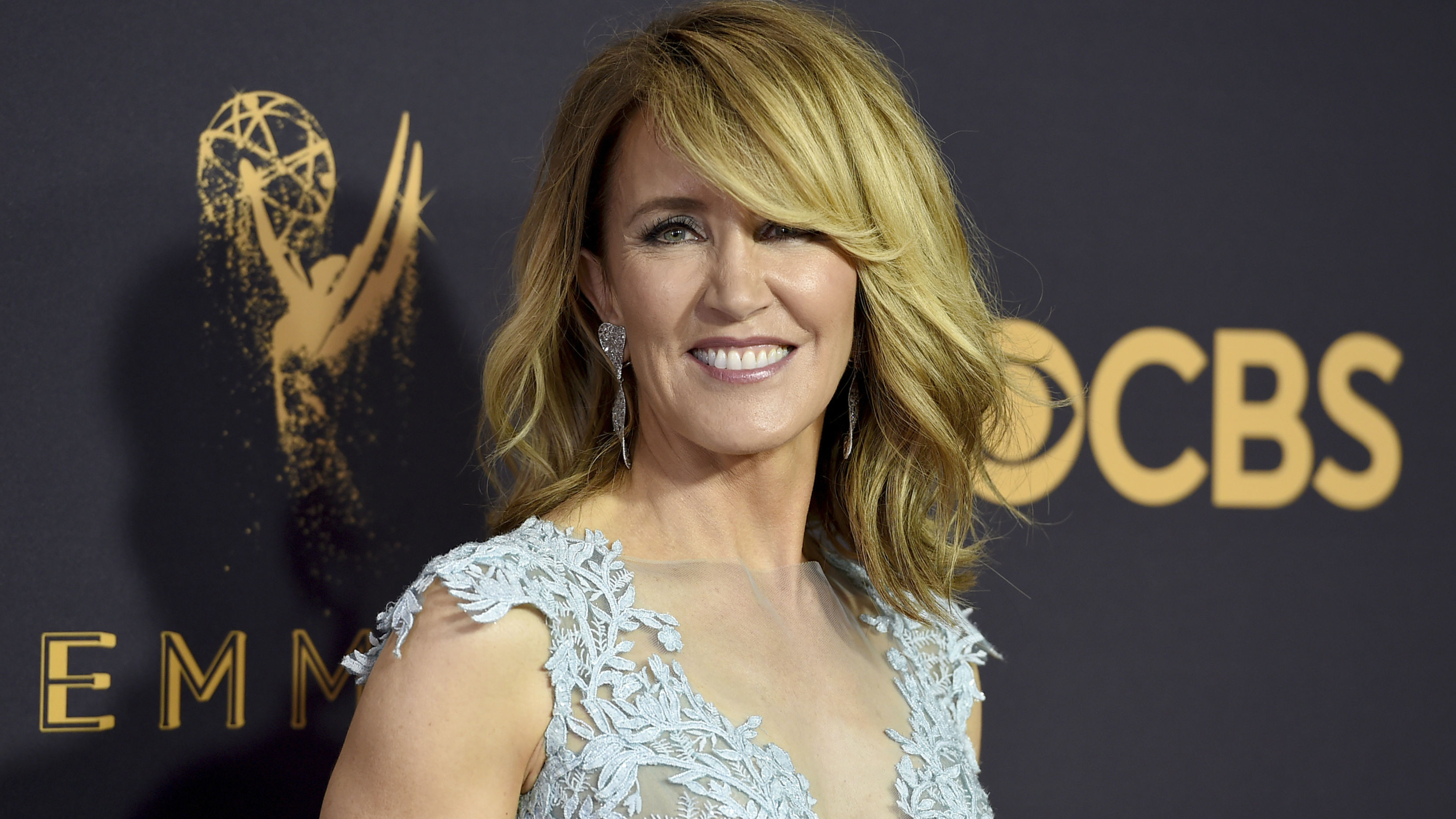 Felicity Huffman has been charged with fraud and conspiracy. (Photo / AP)