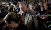 Cardinal George Pell was today sentenced to six years eight months in jail. (Photo / AP)