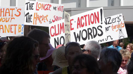 Climate strike backed by Children's Commissioner