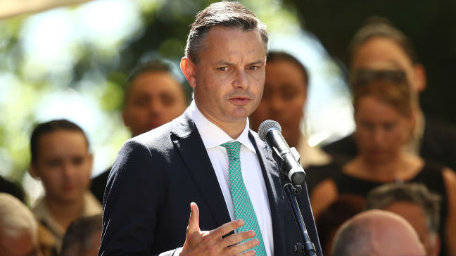 Green Party co-leader James Shaw. Photo / Getty Images.