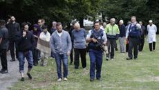 Incident underway near Hagley Park in Christchurch