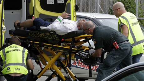 Mosque shooting: Christchurch gunman livestreamed shooting