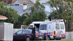 AOS on Dunedin street after report city was original target