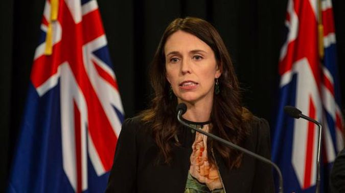 Jacinda Ardern has said that we cannot let this change New Zealand's profile. (Photo / File)