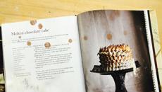 Michael Van de Elzen: Molten chocolate cake recipe