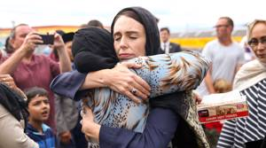 PHOTOS: New Zealand united in grief after deadly Christchurch terror attack