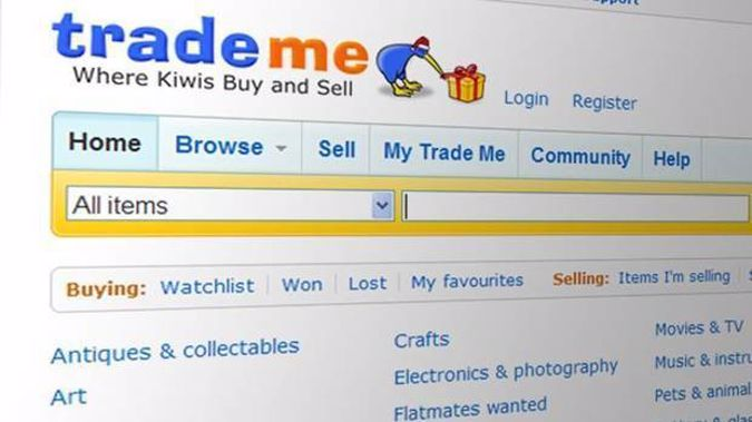 The website has put sales on hold until the Government formalises their plans. (Photo / File)