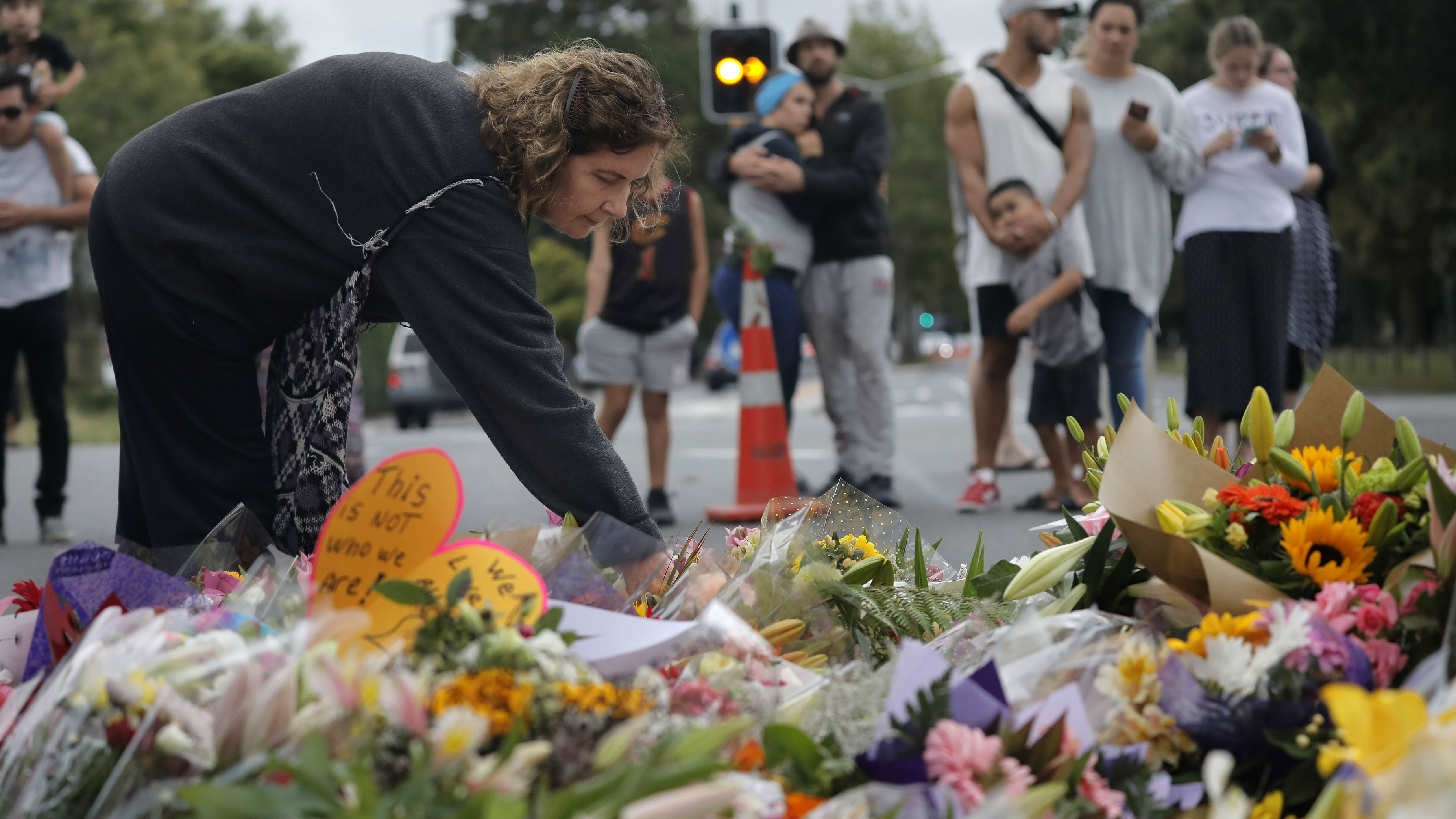 In New Zealand collected more than 1.5 million victims of the shooting