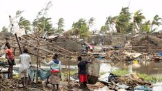 Over 1000 feared dead after cyclone slams into Mozambique