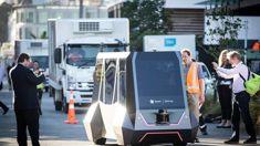 Mahmood Hikmet: Spark uses Ohmio's self-driving vehicle to promote 5G